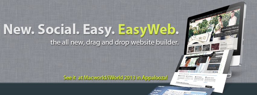 EasyWeb Rage Software is working on a iWeb replacement app