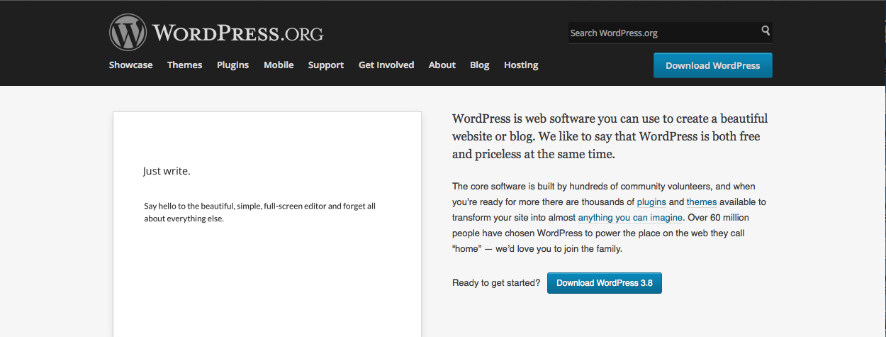 Screen Shot 2013 12 15 at 8.17.48 AM Installing Wordpress at the root level on IX Webhosting