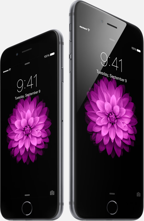 iphone hero large iPhone 6 biggest preorder launch ever